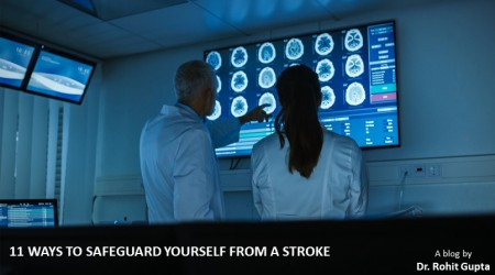 11 ways to safeguard yourself from a stroke