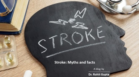 Stroke - Myths and facts
