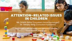 Attention-related issues in children