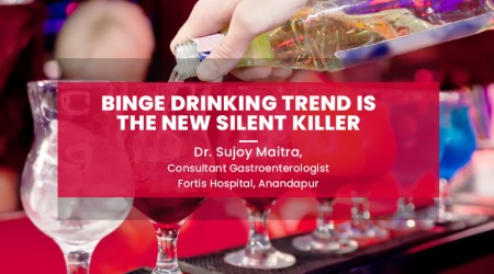 Binge Drinking trend is the new silent killer