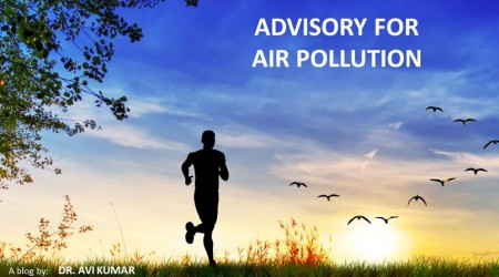 ADVISORY FOR AIR POLLUTION