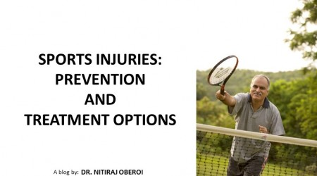 SPORTS INJURIES: PREVENTION AND TREATMENT OPTIONS