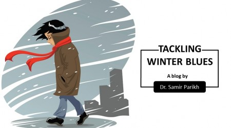 Tackling winter blues - Final creative
