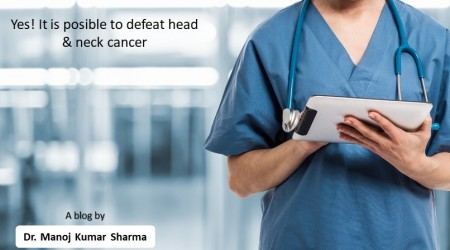 Yes! It is posible to defeat head & neck cancer