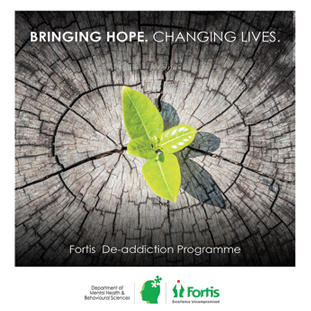 Fortis De-Addiction Programme