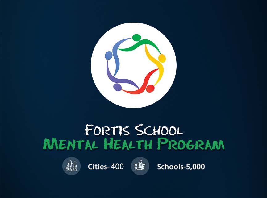 Center for de addiction and mental Health in India | Fortis