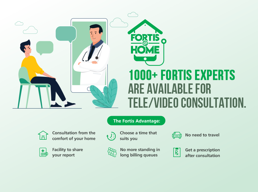 Online Consultant Doctor - Fortis